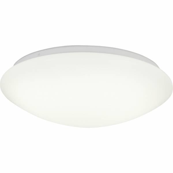 LED Wand- und Deckenleuchte, 1x 24W LED integriert, 1x 1760 Lumen, 3000K, , Metall / Kunststoff, weiß