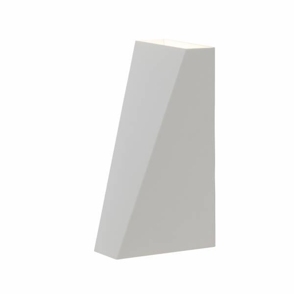 Wandleuchte, 2-flammig, 2x GU10 max. 35W, , Metall, weiß