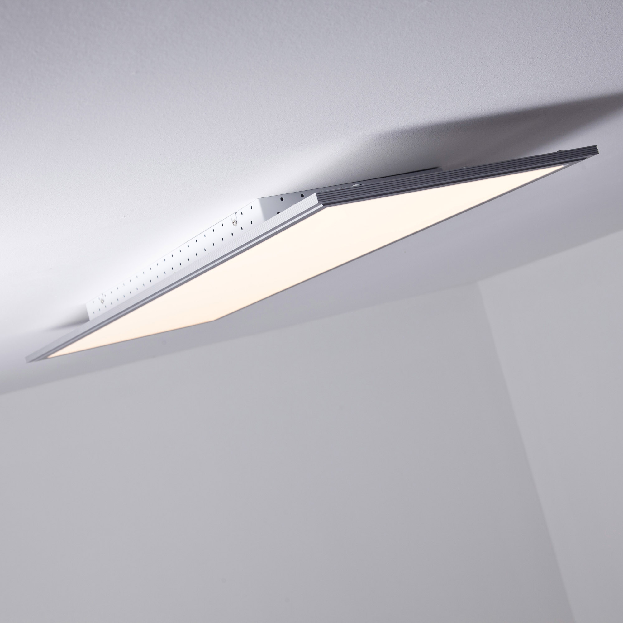 led panel 60w deckenleuchte inkl fernbedienung 100cm x 35cm lumen dimmbar 2700 6500k. Black Bedroom Furniture Sets. Home Design Ideas