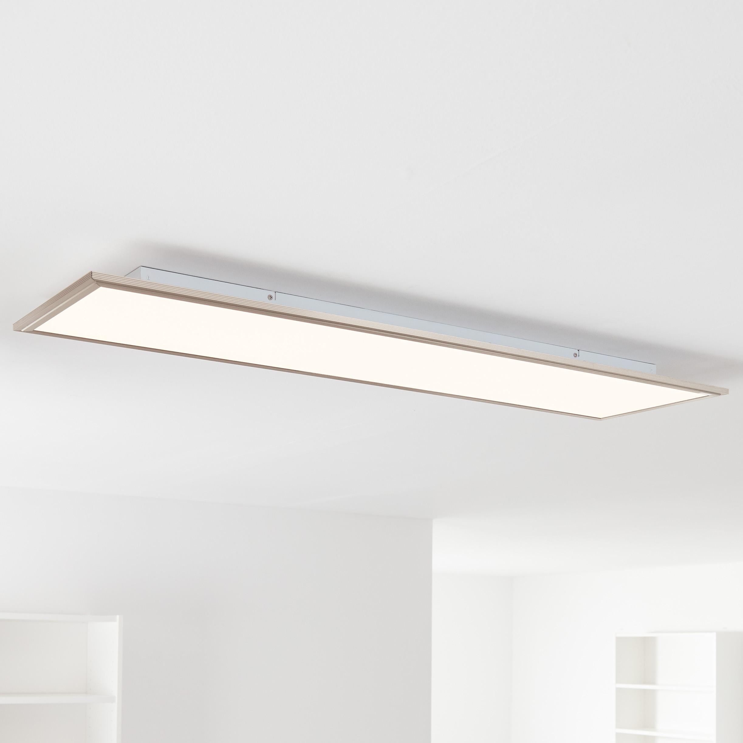 Gut gemocht LED Panel Deckenleuchte 120x30cm, 1x 62W LED integriert, 1x 4540 RS52