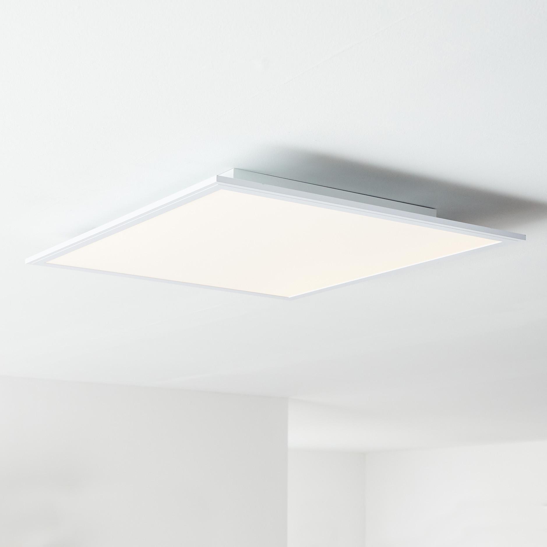 1x 40W LED int Fernbedienung RGB Farbwechsel LED Panel Deckenleuchte 120x30cm